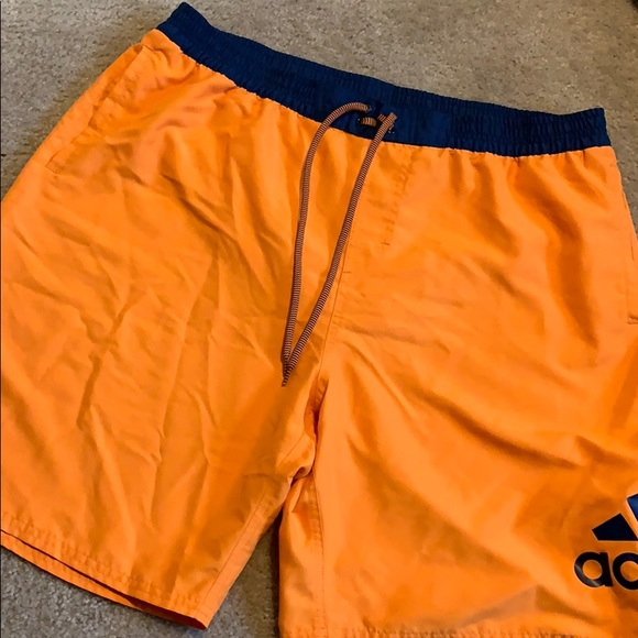 ADIDAS MEN'S BATHING SUIT